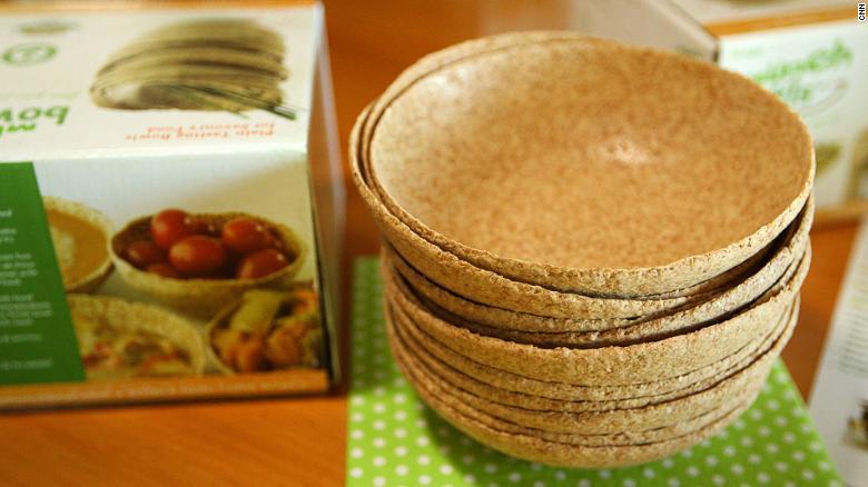Ciotole commestibili Munch Bowls