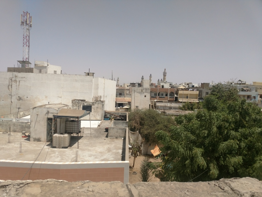 La città di Touba