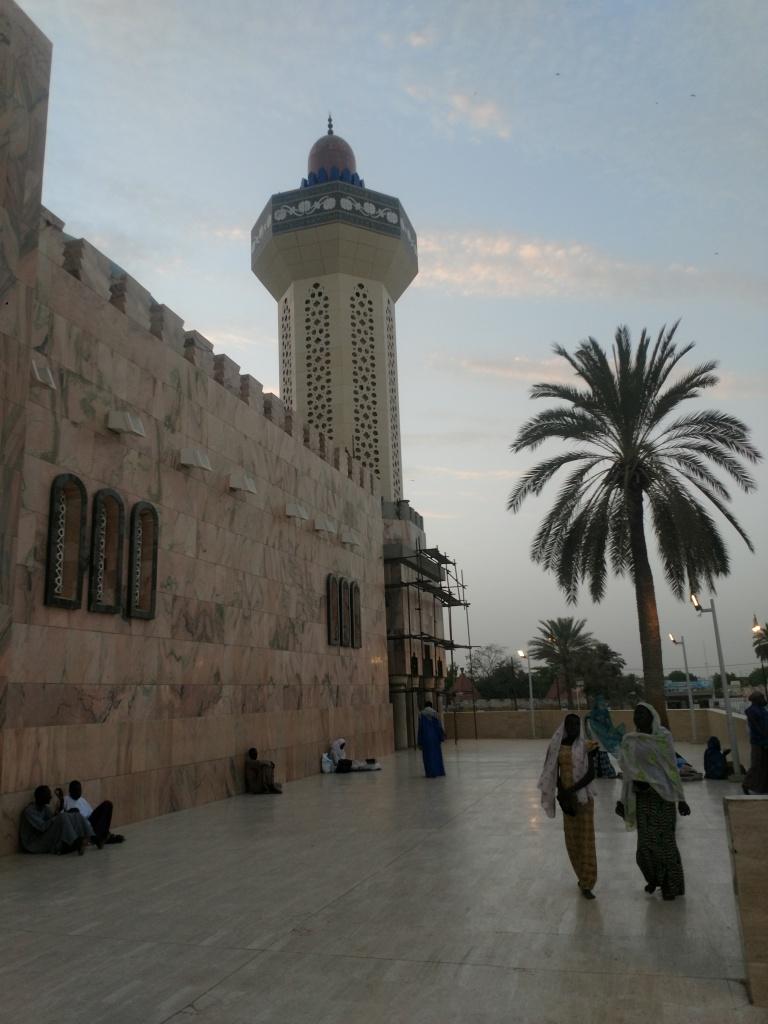 La moschea di Touba
