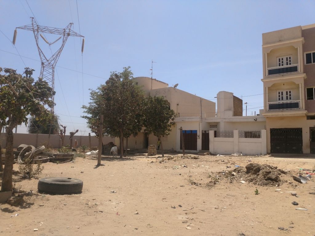 Rufisque, sobborgo di Dakar