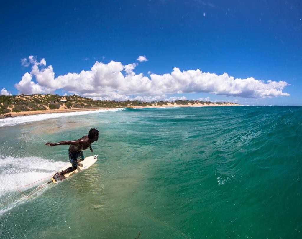 Foto Mami Wata tavola da surf