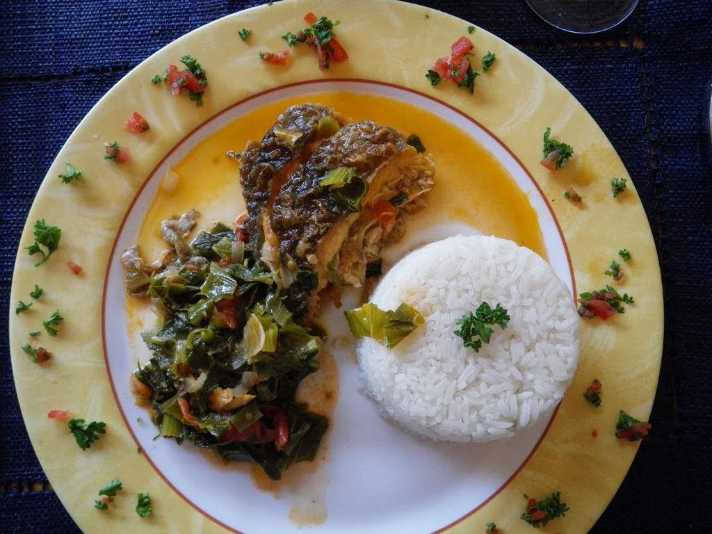 Romazava, piatto tipico malgascio